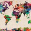 διακοσμητηκός χάρτης