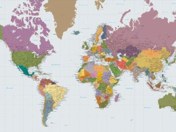 παγκόσμιος χάρτης 201