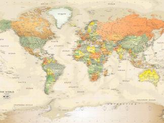 χάρτης τοίχου